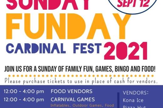 CardinalFest September 12, 2021